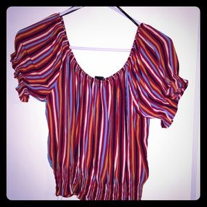 Forever 21 striped shirt Size Small.